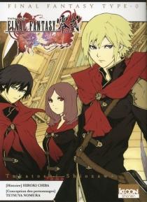 Final fantasy type-0 - HirokiChiba