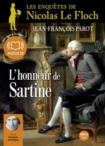 Les enquêtes de Nicolas Le Floch - Jean-FrançoisParot