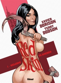 Red Skin - Terry Dodson