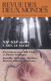 Revue des deux mondes, n° 5 (2008) -