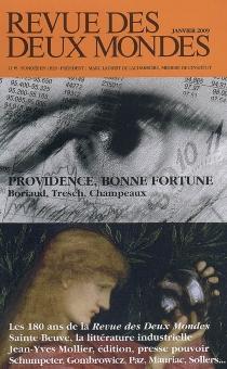 Revue des deux mondes, n° 1 (2009) -