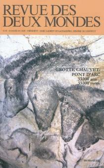 Grotte Chauvet-Pont d'Arc : 33.000 ans, 33.000 mots -