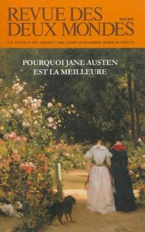 Revue des deux mondes, n° 5 (2013) -