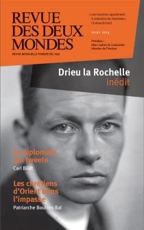Revue des deux mondes, n° 3 (2014) -