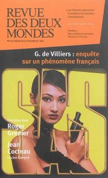 Revue des deux mondes, n° 7-8 (2014) -