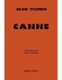 Canne - JeanToomer