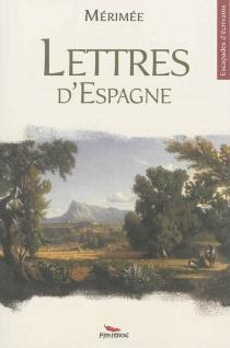 Lettres d'Espagne - ProsperMérimée