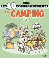 Les 40 commandements en camping - Babouse