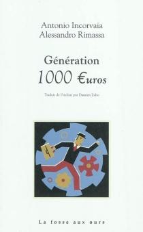 Génération 1.000 euros - AntonioIncorvaia