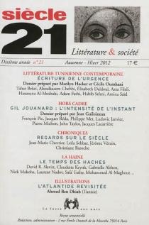 Siècle 21, littérature et société, n° 21 -