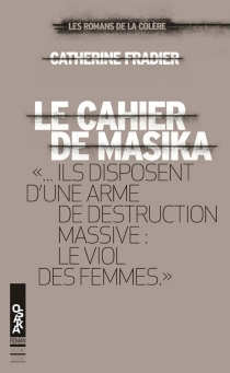 Le cahier de Masika - CatherineFradier