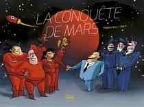 La conquête de Mars - GrégoryJarry