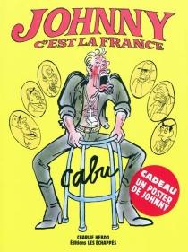 Johnny c'est la France - Cabu