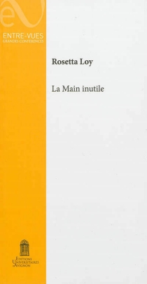 La main inutile - FrançoiseBrun