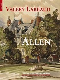 Allen| Suivi de Espérance - ValeryLarbaud
