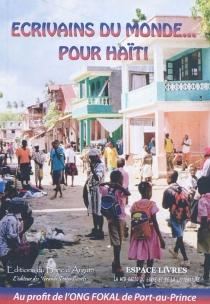 Ecrivains du monde... pour Haïti -
