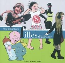 Filles d'albums : les représentations du féminin dans l'album - NellyChabrol Gagne