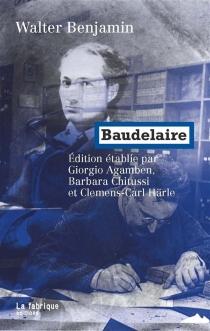 Baudelaire - WalterBenjamin