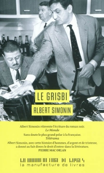 Le grisbi - AlbertSimonin
