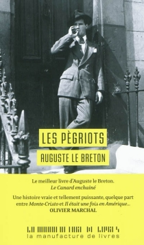 Les Pègriots - AugusteLe Breton