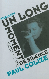 Un long moment de silence - PaulColize