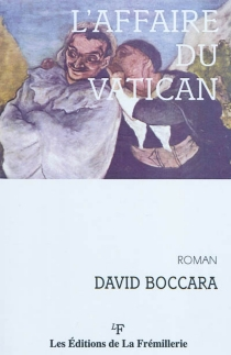 L'affaire du Vatican - David Boccara