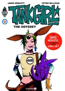Tank girl - JamieHewlett