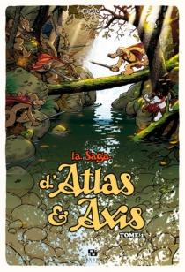La saga d'Atlas et Axis - Pau