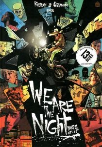 We are the night - Kieran
