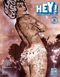 Hey ! : modern art et pop culture, n° 8 -