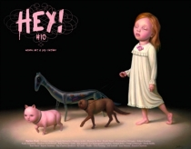 Hey ! : modern art et pop culture, n° 10 -