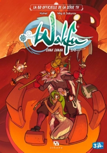 Shak Shaka| Wakfu - Kahel