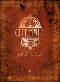 City hall : note book - Remi Guerin