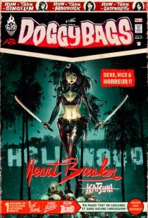 Doggy bags : 1 histoire en 3 actes pour lecteurs avertis | Volume 6 - Run