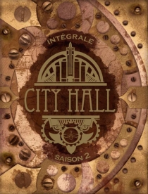 City Hall : coffret saison 2 - Remi Guerin
