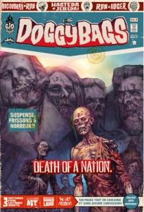 Doggy bags : 1 histoire en 3 actes pour lecteurs avertis - AurélienDucoudray