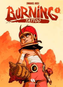 Burning tattoo - Emmanuel Nhieu