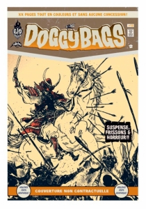 Doggy bags : 3 histoires pour lecteurs avertis | Volume 12 - ElsaBordier