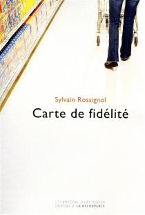 Carte de fidélité - SylvainRossignol