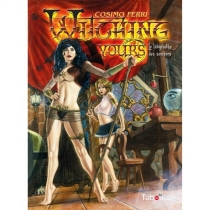Witching yours : le labyrinthe des sorciers - Cosimo Ferri