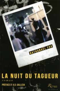 La nuit du tagueur - NathanaëlFox