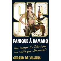 Panique à Bamako - Gérard deVilliers