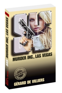 Murder Inc., Las Vegas - Gérard deVilliers