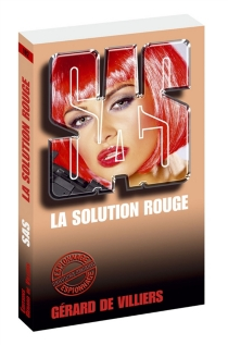 La solution rouge - Gérard de Villiers