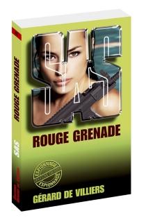 Rouge grenade - Gérard deVilliers
