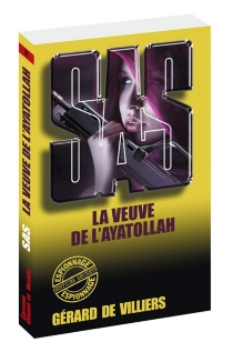 La veuve de l'ayatollah - Gérard deVilliers