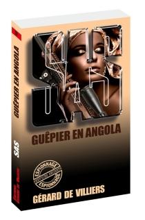 Guêpier en Angola - Gérard deVilliers