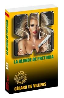 La blonde de Pretoria - Gérard deVilliers