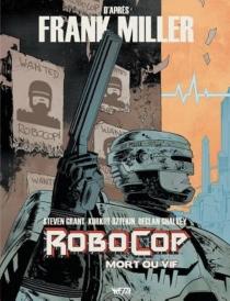 Robocop, mort ou vif - StevenGrant