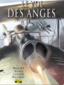 Le vol des anges - Patrick Rivéra